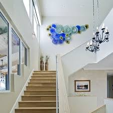 stairway wall decorating ideas posted on november 2 2018