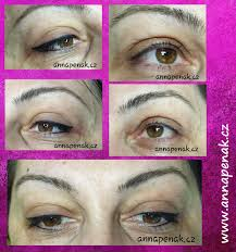 Permanentní Make Up Oční Linky Anna Penakanna Penak