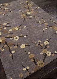 yellow gray area rug