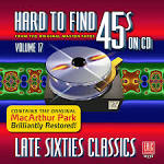 Hard to Find 45's on CD, Vol. 17: Late Sixties Classics