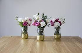 last minute bridal shower decoration ideas diy gold centerpieces