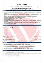 Sample Resume Content Itacams 90b5e20e4501
