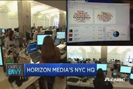Office Envy Inside Horizon Medias NYC office