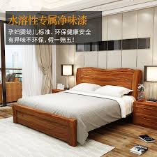 chinese bedroom furniture. Wonderful Bedroom Lin Xuquan Solid Wood Bed Pure Wujinmu 18 M 15 New Chinese Master Bedroom  Furniture High Box Storage Double Inside Chinese