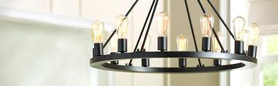franklin iron works lighting modern living room with mission