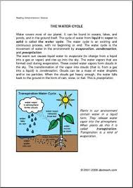 best weather images teaching science weather comprehension water cycle elem upper elem brief text on the water
