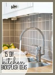 in need of a new kitchen backsplash but don t want to spend a lot