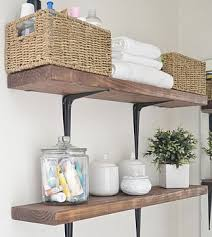 small bathroom storage shelves. floating-shelves-in-small-bathroom-for-extra-storage- small bathroom storage shelves a