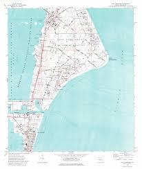 cape canaveral topographic map fl  usgs topo quad d