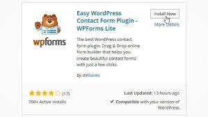 simple contact form how to create a simple contact form in wordpress