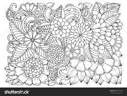 Small Picture Free Coloring Pages For Relaxing De Stressing The Art Of In