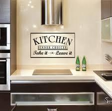 Kitchen Backsplash Vinyl Decals Interior Design - Vinyl wall decals kitchen