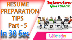 How To Write Education On Resume How to write a Resume Education Section Resume Preparation 41