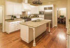 Small Picture Pros and Cons of Kitchens with Wood Floors