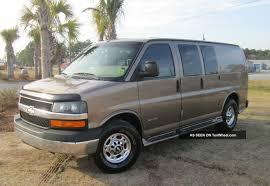 2004 Chevrolet Express Specs and Photos | StrongAuto