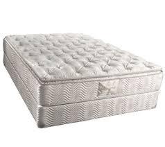 pillow top mattress queen. Simmons Beautyrest Marquee Queen Pillowtop Mattress Set Pillow Top .