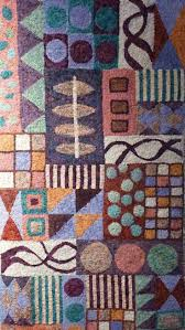 Fabric Rug Making Best 25 Locker Hooking Ideas On Pinterest Homemade Rugs Rug