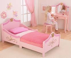 Princess Bedroom Accessories Uk Pink Princess Styled Toddler Bed