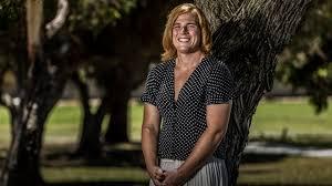 Transgender athlete Hannah Mouncey on ...