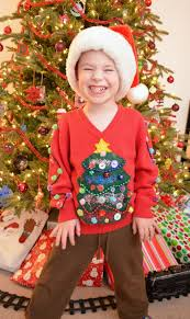 diy ugly sweater for kids from amy latta creations