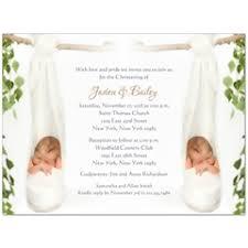 Twin Baptism Invitations Twin Baptism Invitations Barca Fontanacountryinn Com