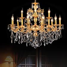 image of nice french chandelier