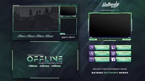 Twitch Stream Design Twitch Overlay Templates Is A Source For Free Premium