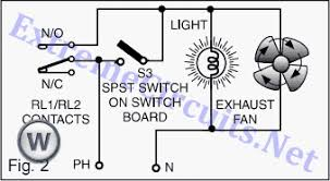 exhaust fan circuit diagram exhaust image wiring exhaust fan circuit diagram