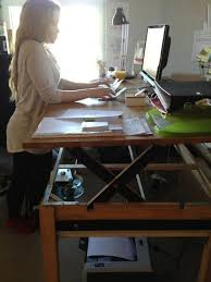 best 25 adjule desk ideas on adjule height intended for new house diy sit stand desk ideas