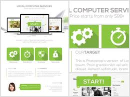 Services Flyer Customer Service Poster Template It Support Flyers Templates