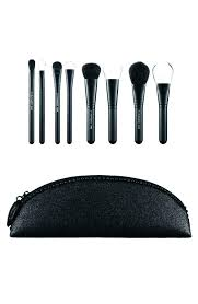 mac makeup brushes kits keepsakes brush bags split fibre brush kit mac makeup brush set india