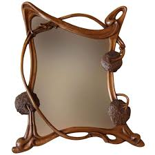 modern art nouveau furniture. french artnouveau wall mirror modern art nouveau furniture e