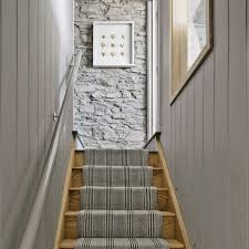 hallway colours 2017. coastalthemed staircase with wood panelling hallway colours 2017