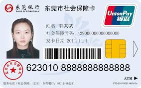 Offset Printing Security Social National Cmyk Id Card