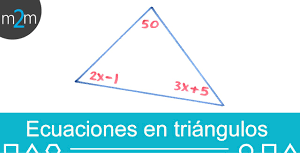 Ángulos interiores de un triángulo