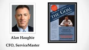cfo bookshelf the goal by eli goldratt alan haughie cfo cfo bookshelf the goal by eli goldratt alan haughie cfo servicemaster