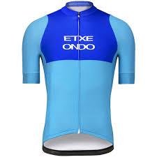 Etxeondo Size Chart Etxeondo On Training Jersey Blue