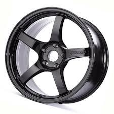 Gramlights 57cr 18x9 5 38 5 120 Gloss Black 2017 Civic Type R