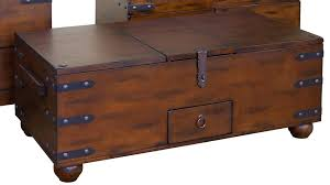 furniture teak rectangle rustic wood treasure chest coffee table ideas to complete your living room trunk