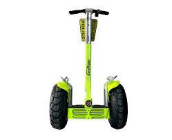 ecorider segway patroller self balancing electric scooter with police shield