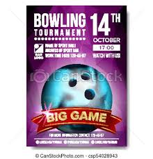 Bowling Event Flyer Template Bowling Poster Vector Bowling Ball Vertical Design For Sport Bar Promotion Tournament Championship Flyer Design Bowling Club Flyer Invitation