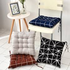 Floor Cushions Design Us 0 89 41 Off Japan Style Chair Cushion Mat Pad Comfortable Seat Cushion Pad 40x40cm Home Decor Throw Pillow Floor Cushions Cojines Almohadas On