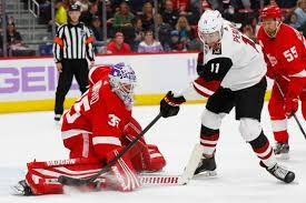 Arizona Coyotes Depth Chart Detroit Red Wings Acquire Former First Round Pick In Trade
