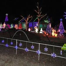 The Ultimate Triangle Christmas Lights Crawl How To See