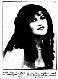"""Phyllis Gibbs from Coogee says """"No"""" to Cecil B DeMille. – Forgotten  Australian Actors"""