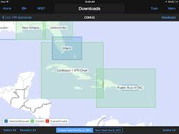 New Caribbean Vfr Charts Available In Foreflight And Garmin