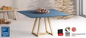 Table Design Vitamin Design Nature Friendly Minimalistic Design