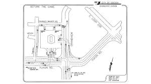 Details Released On Tickets Traffic Routes For Ohs V S