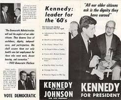 John F. Kennedy 1960 Presidential Campaign Brochures From All ...