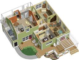 3d floor plan design 1 enpress pinterest chief architect